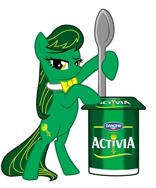 activia Fan Art puns octavia poop yogurt - 8306779392