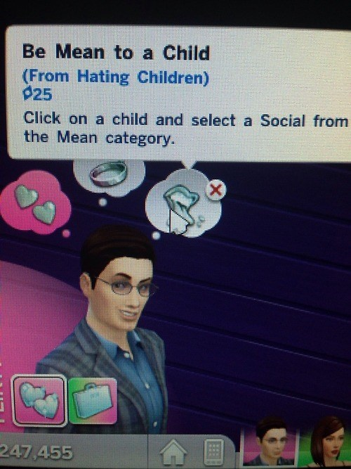 children mean the sims 4 - 8306785536