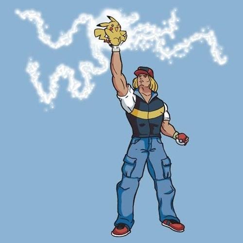 crossover Pokémon he man - 8306930432