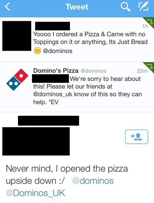 facepalm pizza twitter failbook g rated - 8306985216