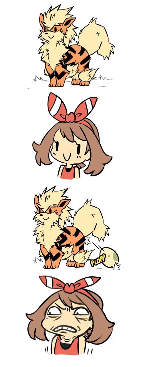 Pokémon may eggs arcanine - 8307128832