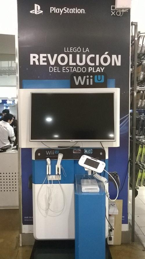 playstation,wii U,Sony,wat