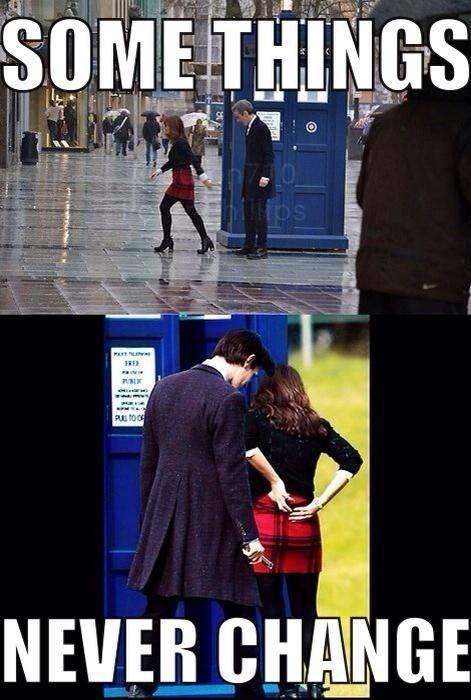 clara oswin oswald 12th Doctor 11th Doctor - 8307581440