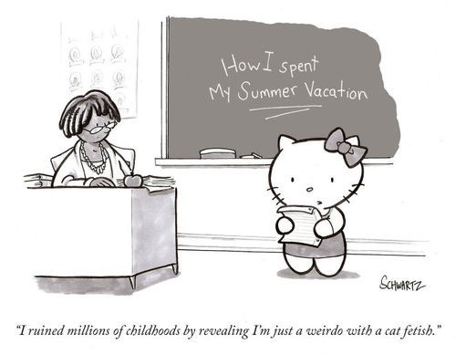 sad but true,hello kitty,web comics