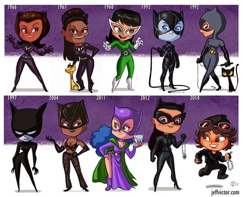 costume Fan Art catwoman - 8307600896