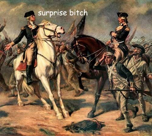 Horse - surprise bitch