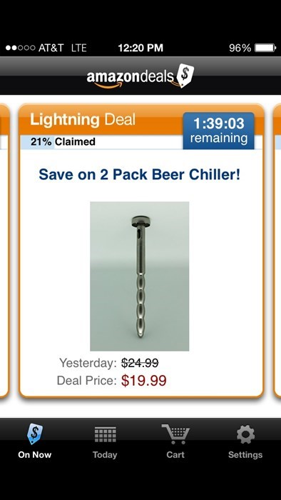 beer chiller amazon product funny - 8307712512