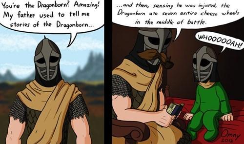dragonborn talos Skyrim - 8307861504