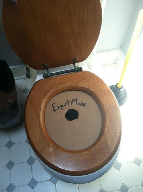 hard mode expert mode peeing toilets - 8307885824