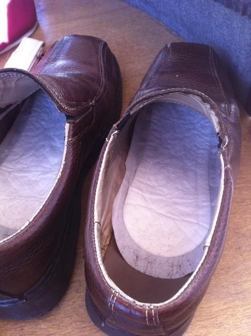 shoes poorly dressed innersoles feminine hygiene products g rated - 8307906304