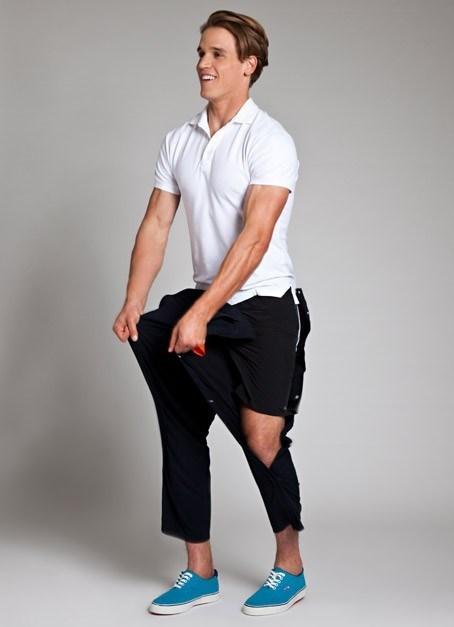 tear-away poorly dressed pants - 8307927296
