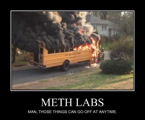 METH LABS