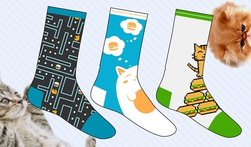 socks Cats - 8308726272
