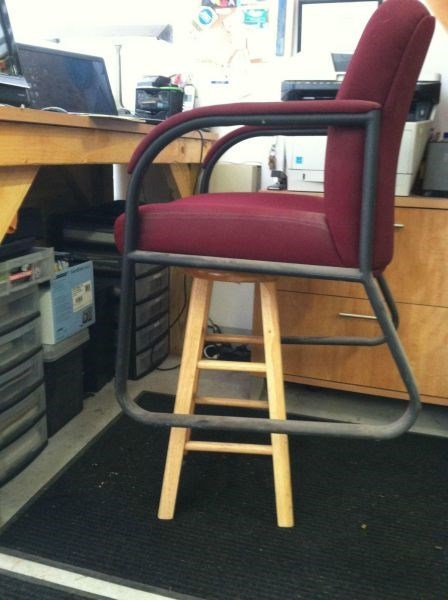 monday thru friday chair stool g rated - 8309031424