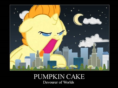 pumpkin cake manehatten MLP - 8309042688