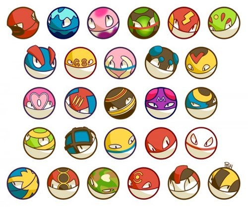 Pokémon,voltorb