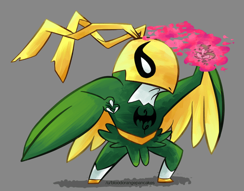 iron fist Fan Art hawlucha superheroes - 8309157632