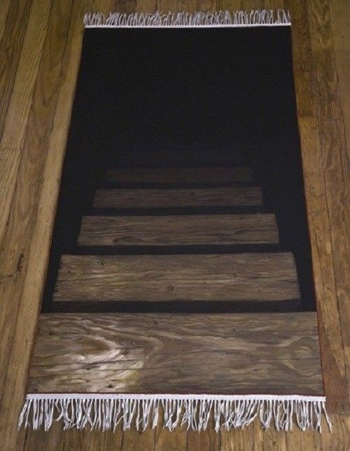 rug,design,illusion