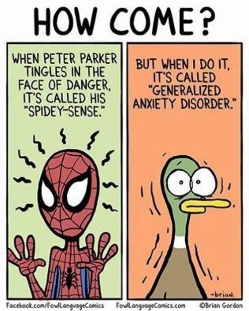 Spider-Man spider sense web comics - 8310046464