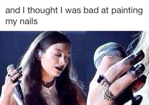 nails nail polish poorly dressed - 8310150144