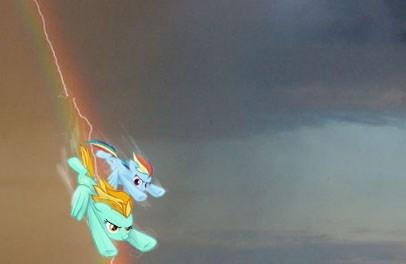 ponify rainbow dash the wonderbolts - 8310694144