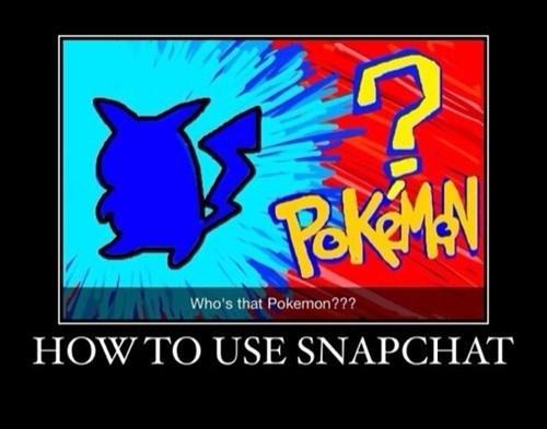Pokémon pikachu snapchat - 8311437056