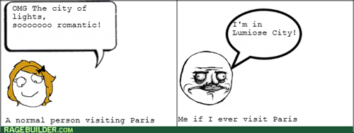paris,Rage Comics,Pokémon,lumiose city