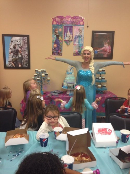 kids birthday birthday party parenting elsa frozen g rated - 8312872192