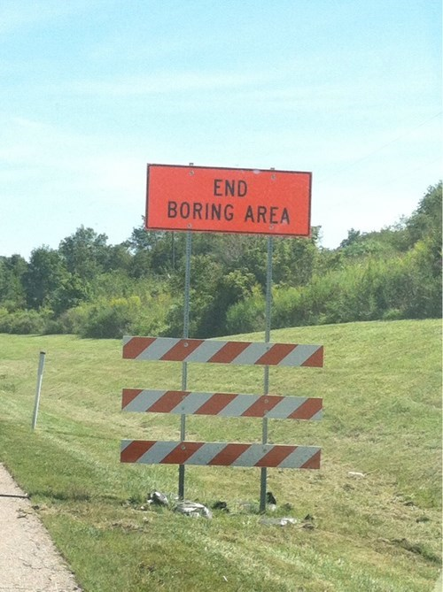monday thru friday sign boring construction - 8312896000