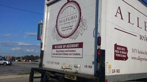 wine driving trucks - 8313002240
