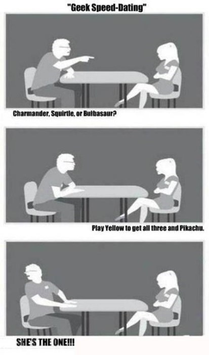dating speed dating Pokémon - 8313048320