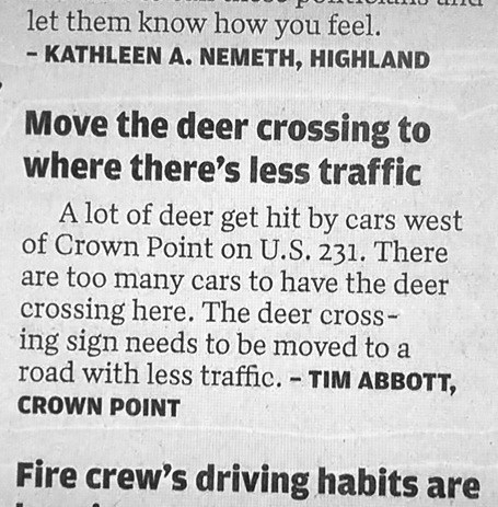 deer facepalm classic newspaper g rated fail nation - 8313130752