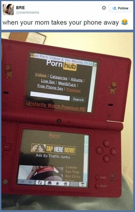 3DS,sexy times,pr0n,mom,dating