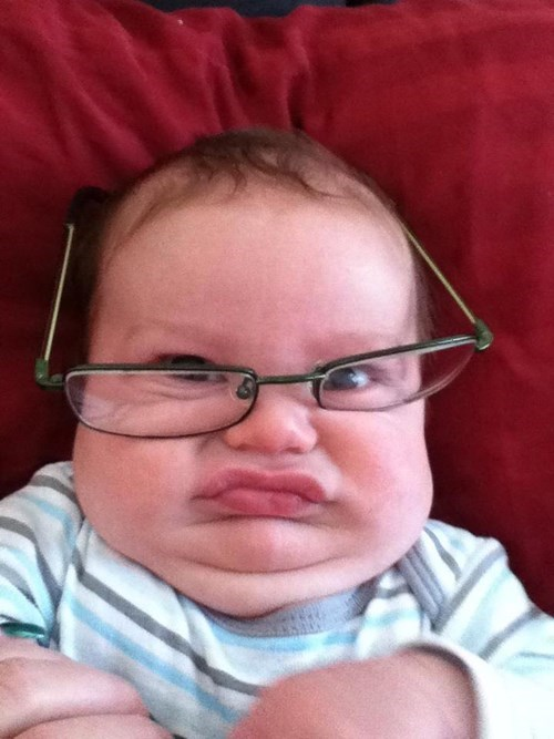 baby expression glasses parenting - 8313880832