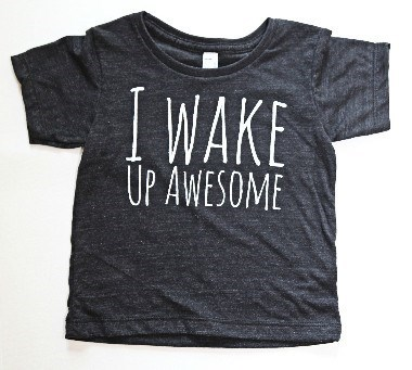 awesome confidence kids t shirts parenting - 8314002432