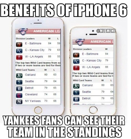 yankees,sports,iphone 6,baseball,MLB,apple