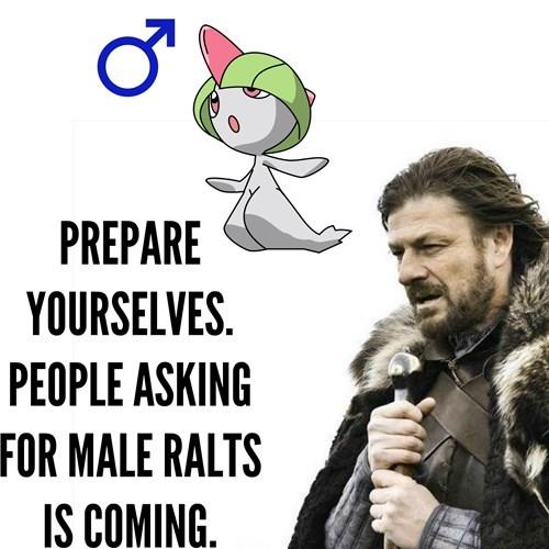 ralts ORAS - 8314613248