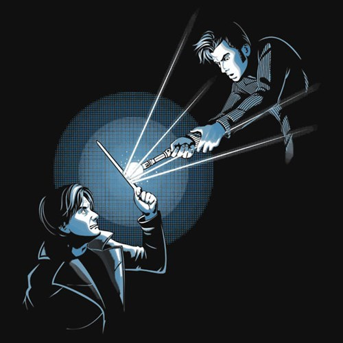 10th doctor for sale Harry Potter tshirts - 8314898176