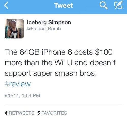 iphone,super smash bros,twitter