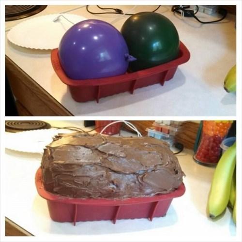 Balloons,cakes