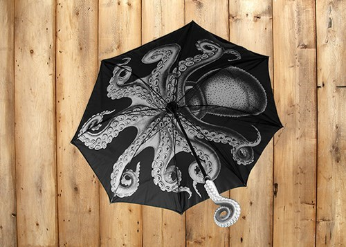 kraken,poorly dressed,umbrella