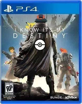 crossover destiny Pokémon - 8315122688