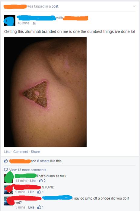 illuminati facebook - 8315207424