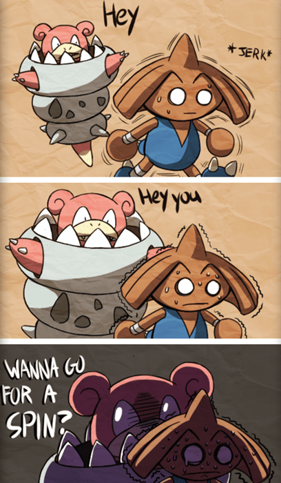 ORAS Fan Art mega slowbro - 8315832832