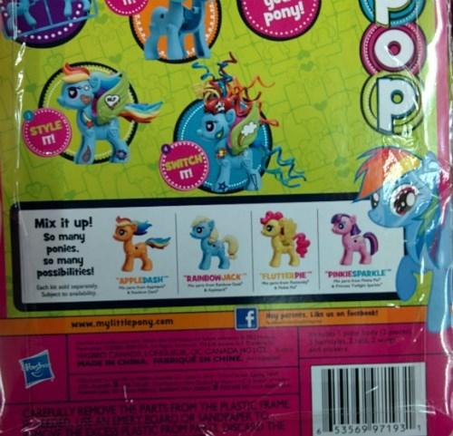 MLP Hasbro ship toys - 8315963136