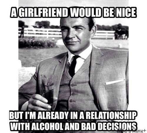 alcohol,booze,relationships,sean connery,dating