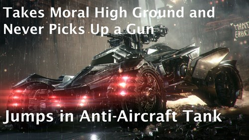 batmobile,batman,arkham knight