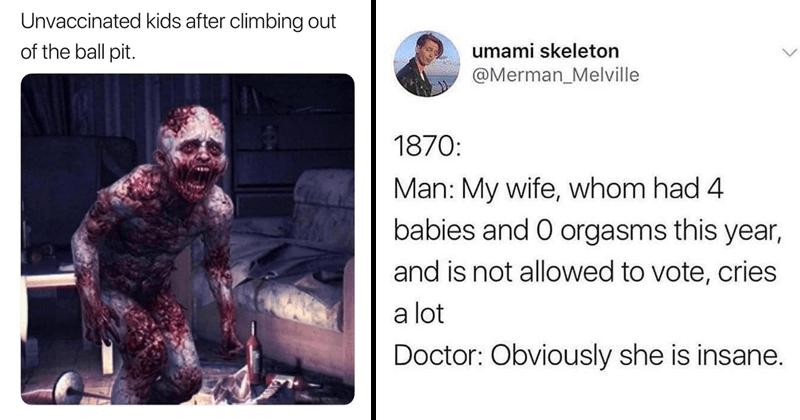 Funny memes, funny tweets.