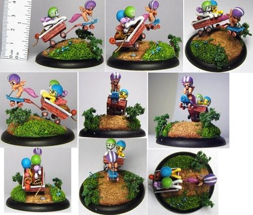 cmc sculpture MLP - 8316887296