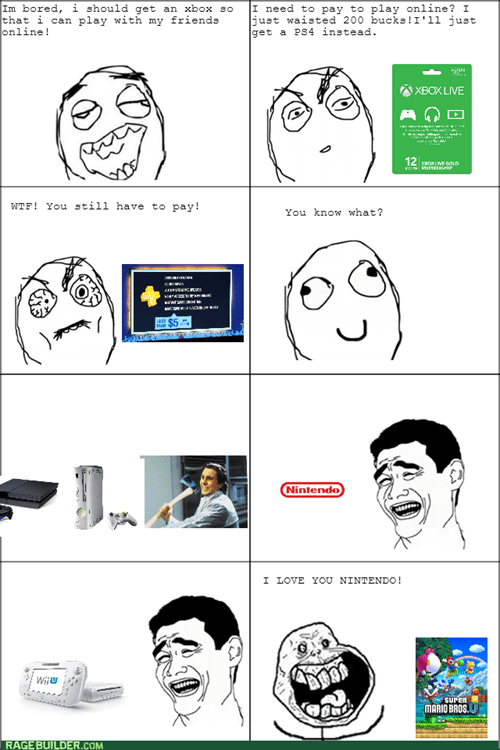 playstation,console wars,xbox,video games,nintendo